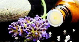 Homeopathische korrels op natuurlijke basis